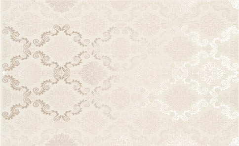 Керамические декоры Brennero Satin Dec.CHIC LUSTRO PEARL 25*41 CHIPE