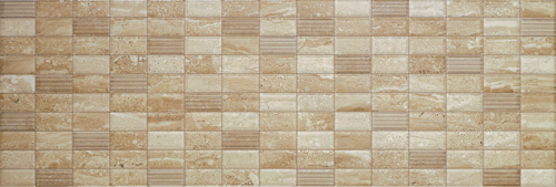 Настенная плитка  Porcelanite Dos Rev.7019 BEIGE TESELAS 25*75
