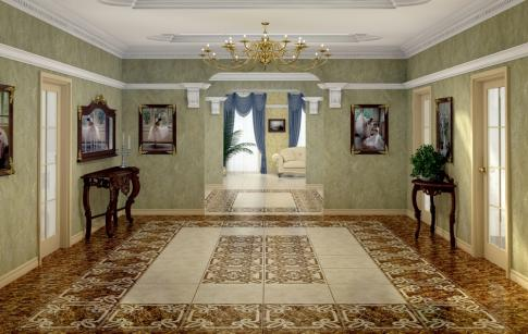Emperador Decor Imperiale 2 Marron в интерьере