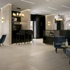 Фото Italon Travertino Floor Project