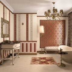 Фото ITT Ceramic Damask