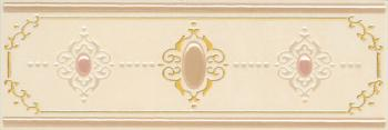 Керамические бордюры Acif Belle Epoque Acif List.JEWEL AVORIO 8.3x25 898B1E