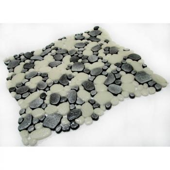 Растяжки из мозаики Keramissimo Растяжки Мозаика GRAVEL DGZ-2 mix5 31,5х31,5