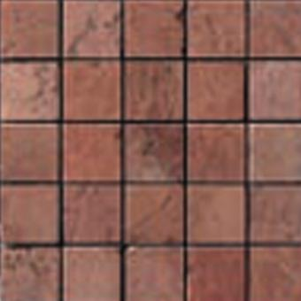 Керамическая мозаика Cir Serenissima Quarry stone Mosaico Mix Dark 31,7x31,7