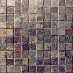 Керамическая мозаика Cir Serenissima Quarry stone Mosaico Tessera Mix Dark 30,5х30,5