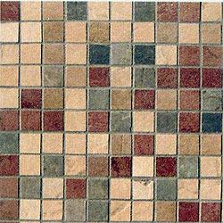 Керамическая мозаика Cir Serenissima Quarry stone Mosaico Tessera Mix Full 30,5x30,5