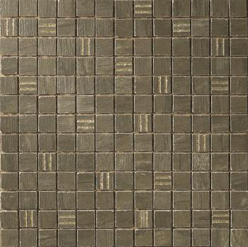 Керамическая мозаика Cir Serenissima Timber city Mosaico City Gold Verde 30,4x30,4