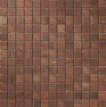 Керамическая мозаика Cir Serenissima Timber city Mosaico City Rosso 30,4х30,4