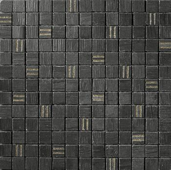 Mosaico City Gold Nero