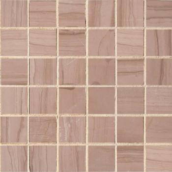 Каменная мозаика Colori Viva Natural Stone Mos. Dark Wooden Vein Honed 30.5х30.5
