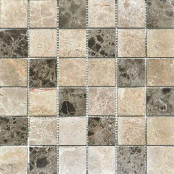 Каменная мозаика Colori Viva Natural Stone Mos.Mix. 30.5х30.5