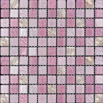 Стеклянная мозаика Natural Mosaic MIXES MADRAS (MSD) MSD-063 (M-4CTB63) 30x30