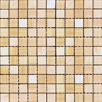 Стеклянная мозаика Natural Mosaic MIXES MADRAS (MSD) MSD-429 (MSDH-429) 30х30