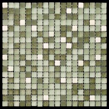 Стеклянная мозаика Natural Mosaic MIXES PASTEL (PST) PST-004 29,8x29,8
