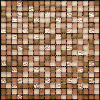 Стеклянная мозаика Natural Mosaic MIXES PASTEL (PST) PST-030 29,8x29,8