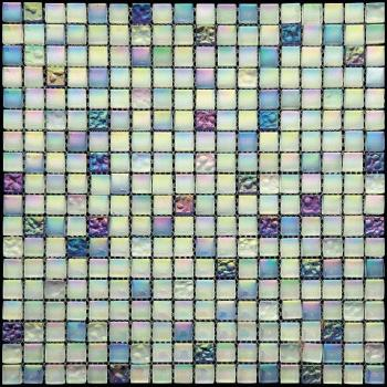Стеклянная мозаика Natural Mosaic MIXES PASTEL (PST) PST-044 29,8x29,8