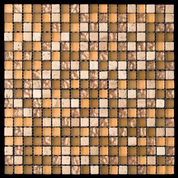 Стеклянная мозаика Natural Mosaic MIXES PASTEL (PST) PST-157 (8BD-0157) 29,8х29,8