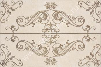 Керамические декоры Atlantic Tiles Belvedere Декоративный элемент Decor Saboya 40x60
