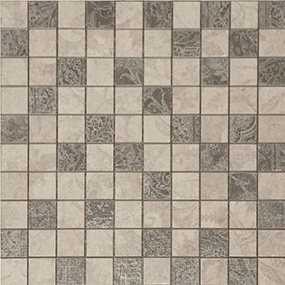 Керамическая мозаика Atlantic Tiles 31,5X31,5 MOS. ATELIER OXFORD SQUARE (3X3 СМ)