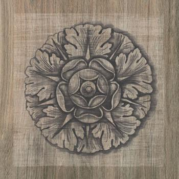 Керамические декоры Iris FRENCHWOODS Frieze Larch Formella 20x20