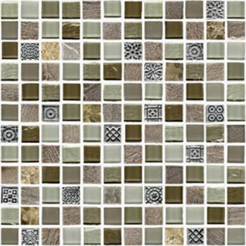 Керамическая мозаика L'antic Colonial Mosaics Collection мозаика	L242521741 TECNO GLASS COUNTRY	29,6x29,6