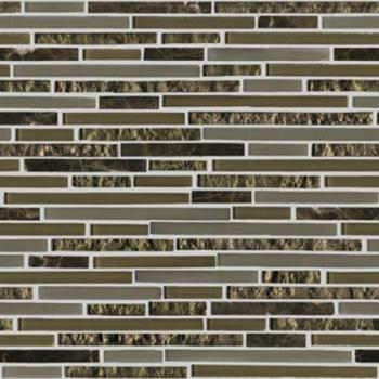 Керамическая мозаика L'antic Colonial Mosaics Collection мозаика	L242521751 ETERNITY MINI STRIP EMPERADOR	29,8x30,5