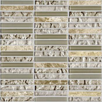 Керамическая мозаика L'antic Colonial Mosaics Collection мозаика	L242521841 TECNO LINEAR CREAM CAPUCCINO	29,8x30,5
