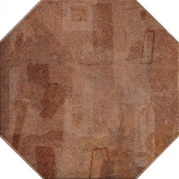 Матовый керамогранит Manifattura Emiliana Керамогранит Clays Ottagona Paint Rust 32x32
