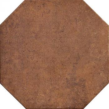 Матовый керамогранит Manifattura Emiliana Керамогранит Clays Ottagona Rust 32.50x32.50