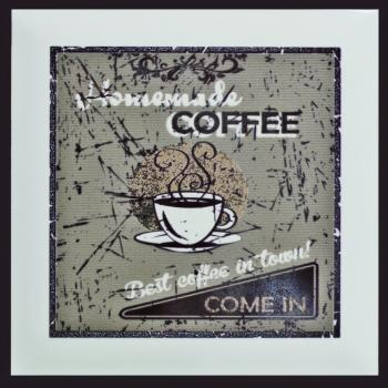 Керамические декоры Monopole Coffee/Coffee Time 15*15 Декор Coffee Time Brown A 15x15