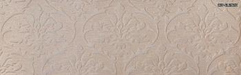 Керамические декоры Serra, LOTUS ORIENTAL DECOR, Beige, Matt, 30x90