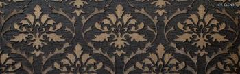 Керамические декоры Serra, LOTUS ORIENTAL DECOR, Black, Matt, 30x90