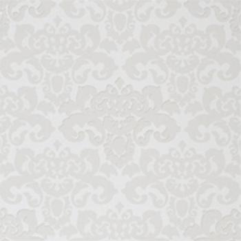 Настенная плитка  Serra LUSH (FANCY) FRAME DAMASCO White Glossy 30x30