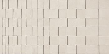 Керамические декоры Refin Visual IP35 - MOSAICO RILIEVO IVORY RETT 30х60