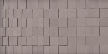 Керамические декоры Refin Visual IP39 - MOSAICO RILIEVO ZINC RETT 30х60