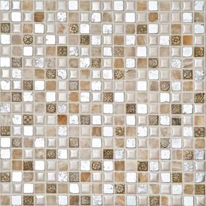 Настенная плитка  Lantic Colonial Mosaicos Imperia Onix Golden 30x30x0,8