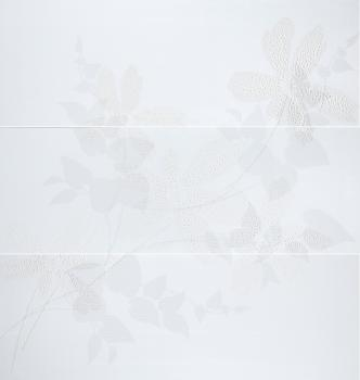 Керамическое панно Porcelanosa  Decorados Flower Blanco 94,8x90 P3470284
