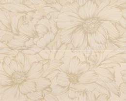 Comp.GARDEN CREAM (2pcs of 20x50) 251E1RF 40x50
