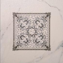 Carrara Decor carpet grey Напольная 59х59