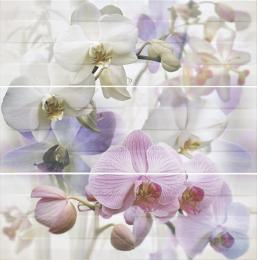 Decor Orquidea - 75*75 (3 плитки 25х75)