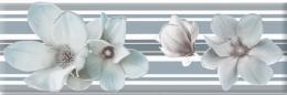 Decor steel flower A 15*45