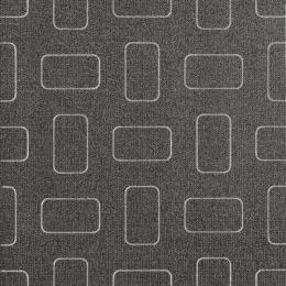 Light Dark Black Inserto Pattern