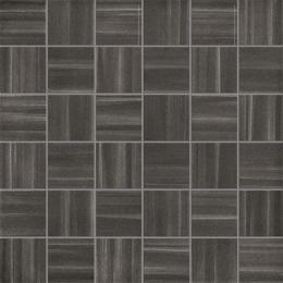 Mosaico Stripes Black Chic Lapp. e Rett.