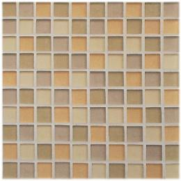 Мозаика Beige Frost Mix (matt) 2,3*2,3