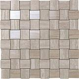 Мозаика Atlas Concorde Marvel Pro Travertino Silver Net Mosaic 30,5x30,5 см