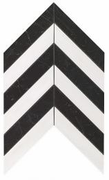 Мозаика ATLAS CONCORDE MARVEL STONE Chevron Warm Wall 25х30,5