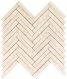 Мозаика ATLAS CONCORDE MARVEL STONE Cream Prestige Herringbone Wall 30,5х30
