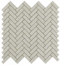 Мозаика ATLAS CONCORDE ROOM Pearl Herringbone Wall 32,4х32,4
