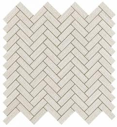 Мозаика ATLAS CONCORDE ROOM White Herringbone Wall 32,4х32,4