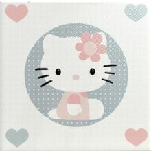 Декор Hello Kitty Strawberry Strawberry Grey 20x20 см
